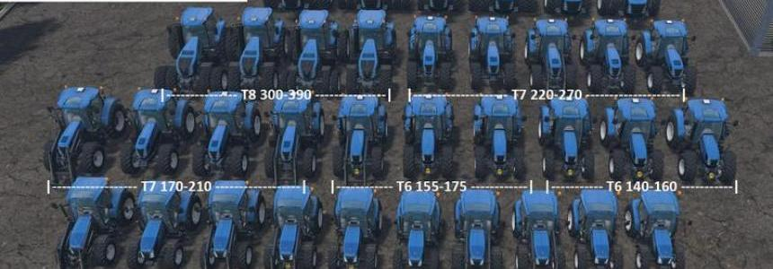 New Holland Bundle v0.9 BETA