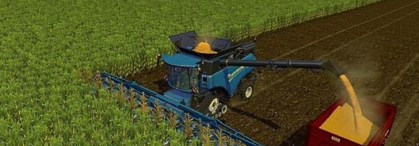 New Holland CR1090 Turbo v1.0