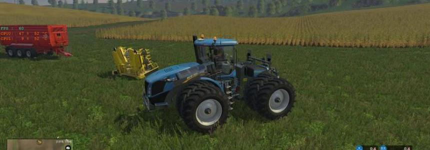 New Holland T9.670 Duel Wheel v1.1