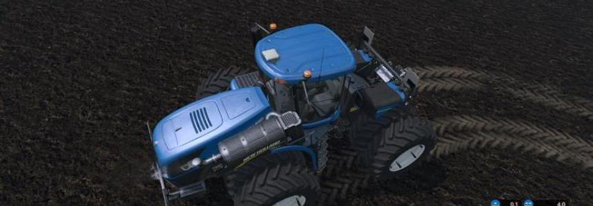 New Holland T9.670 Duel Wheel v2.0