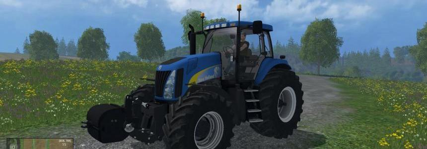New Holland TG285 v2.0