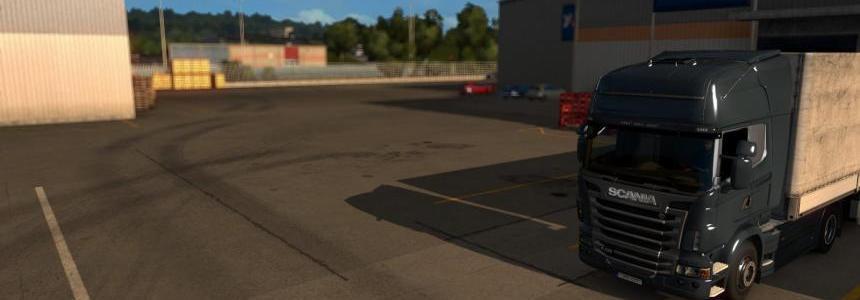 New Realistic Road Mod 1.20.x