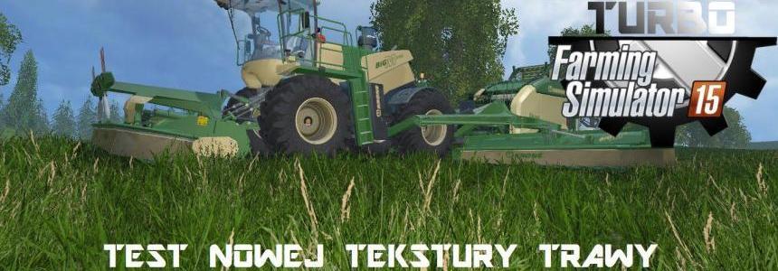 New texture grass v1