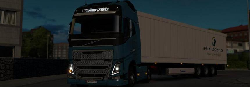 New Volvo FH&FH16; 2012 2.0