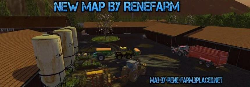 NewMap v1.0 By ReneFarm