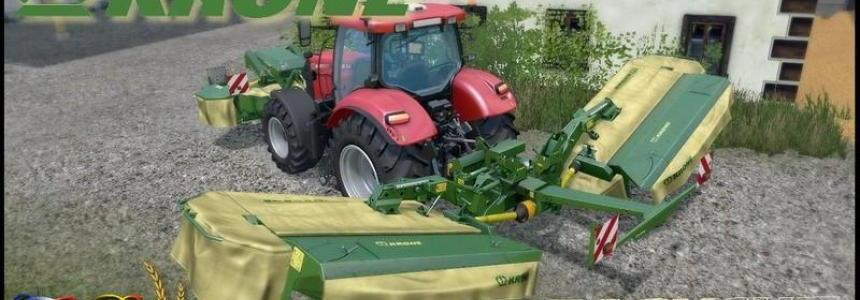 Pack R320CV Krone Easy Cut v1.0