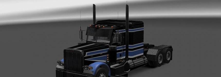 Peterbilt 389 Customizable Truck Skin