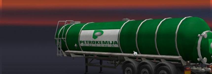 Petrokemija trailer semitrailer tank v1.0