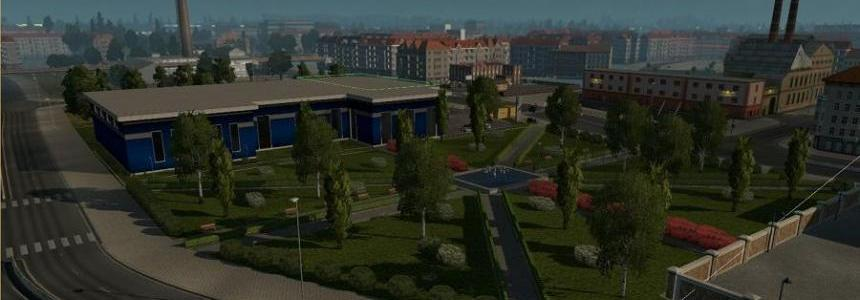 Project Balkans: ProMods addon for 1.20.x