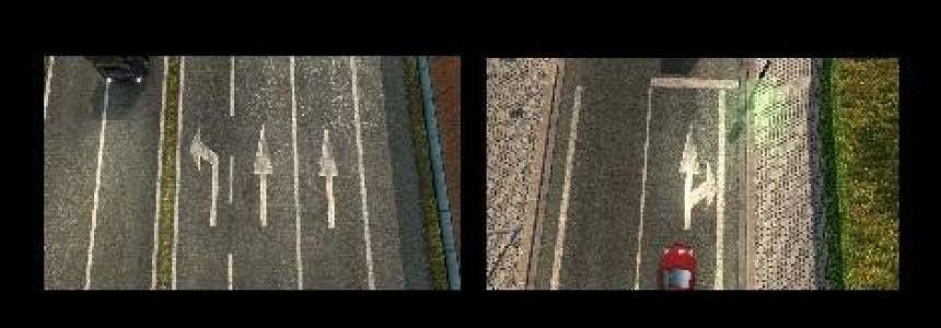 Road Arrow FIX