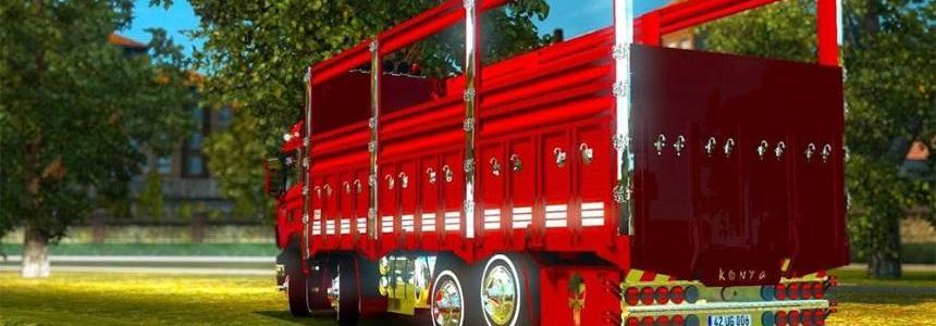 Scania G420 Turk Edition