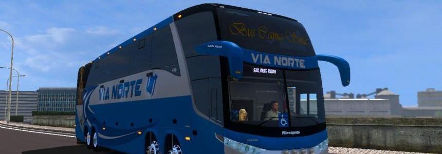 Scania Paradiso K420 1.20.x