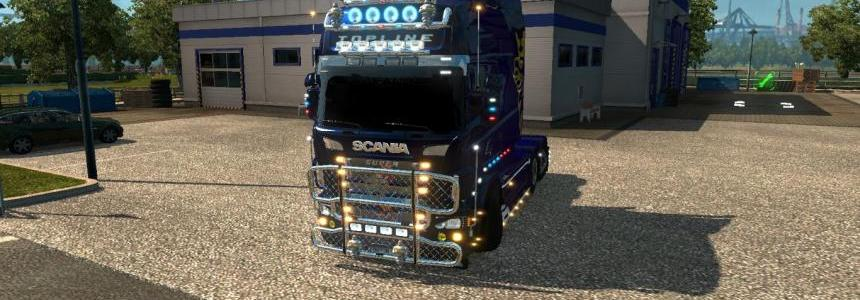 Scania R & Streamline Reworked v1.4