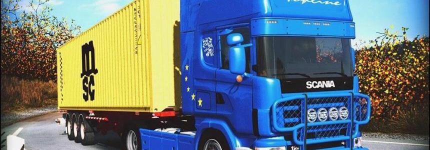 Scania R124 1.20.x