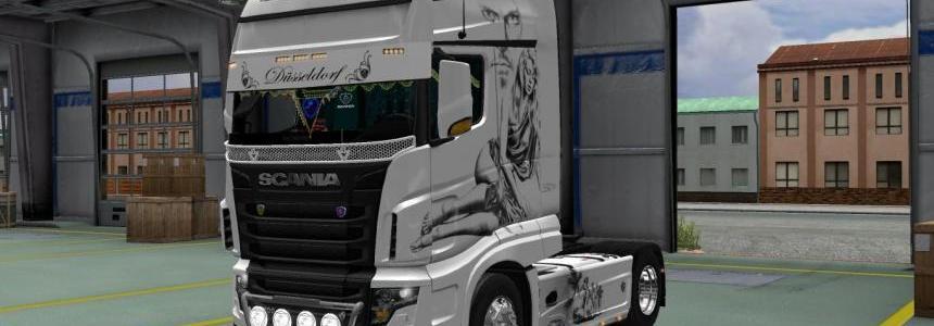 Scania R700 1.20.x