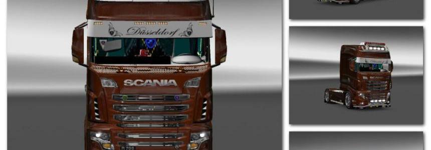 Scania r700 v2 1.21