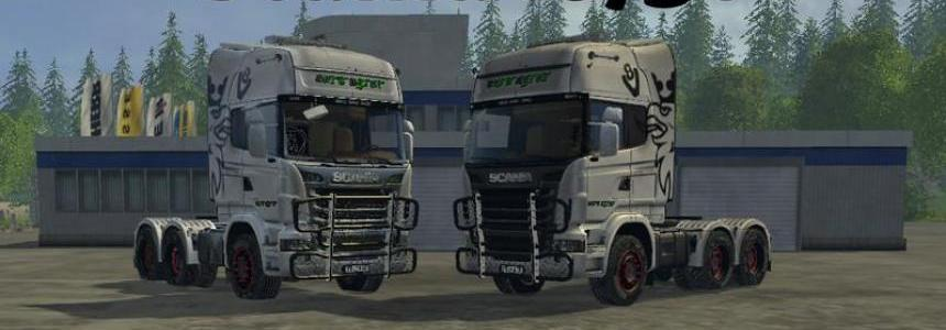 Scania R730 Euro Farm v0.96 HP beta