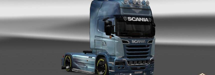 Scania Streamline Pegas Skin