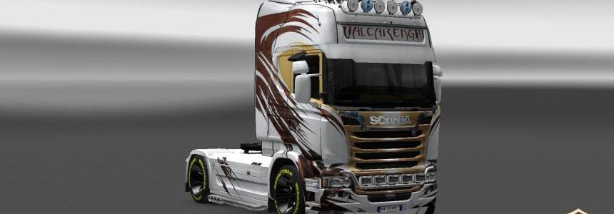 Scania Streamline Valcarenghi Skin