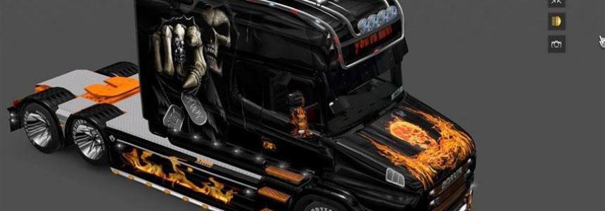 Scania T Series Next Skin