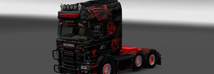 Schubert Pack Scania RJL