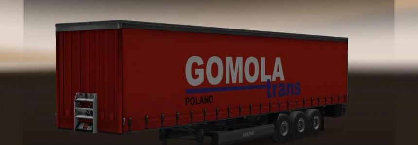 Semitrailer Krone GOMOLA trans 1.20.1