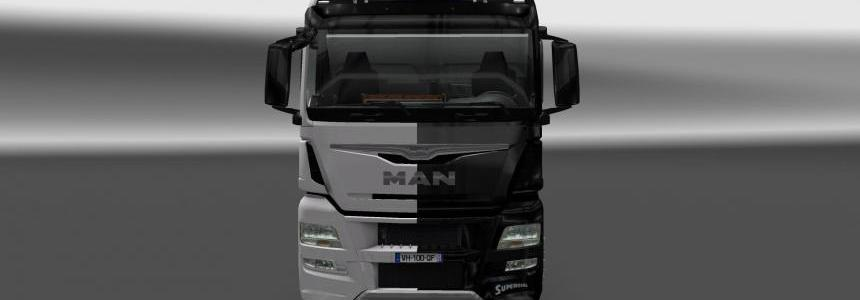 Skin for MADster MAN TGX Euro6