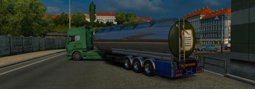 Tank Trailer Chrome v1.2