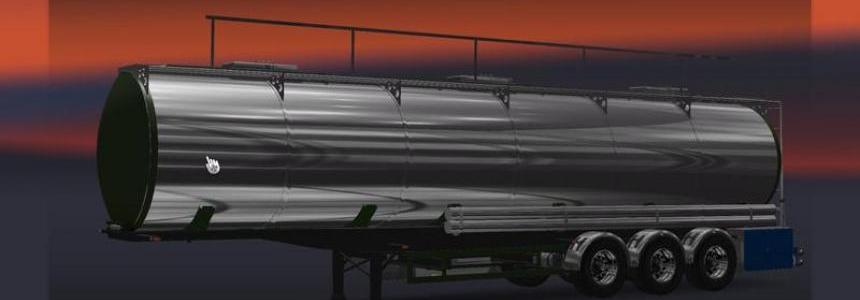Tanker semi-trailers v1.0 by alexfree