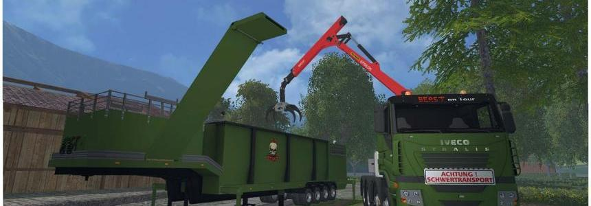The Beast heavy duty wood chippers v1.2