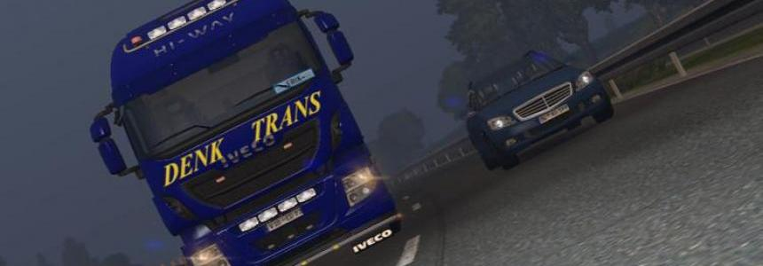 Thinking TRANSPORTE SKIN for IVECO v1.0