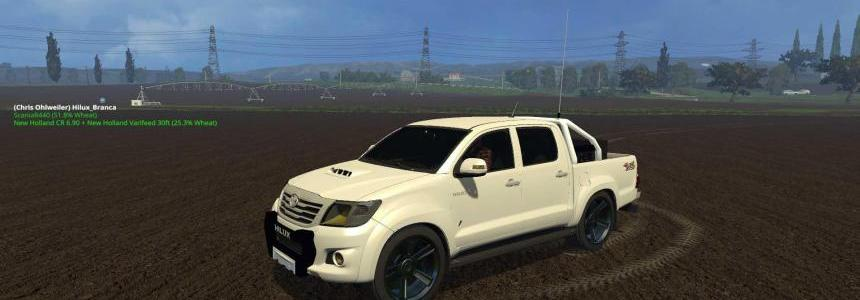 Toyota Hilux City v1.2