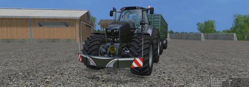 Tractor Bumper Basic v1.0