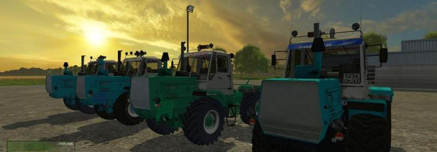 Tractors T-150K Pack v1.3