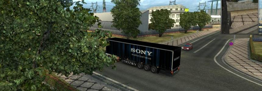 Trailer Pack Electronics Company
