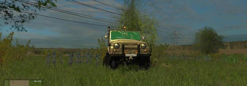 UAZ 469B v3