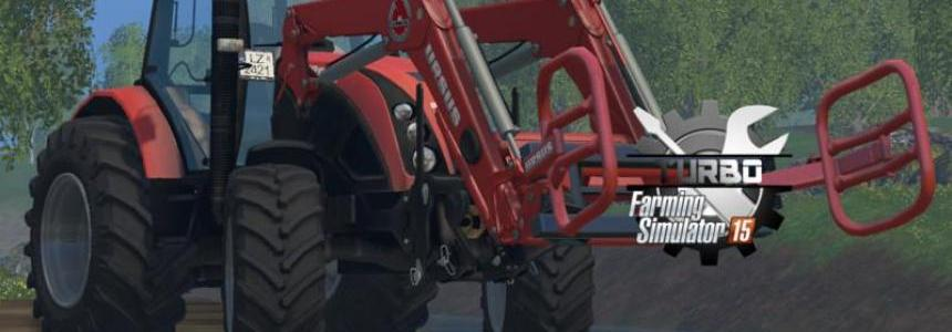 URSUS 11024 with front loader v1.1