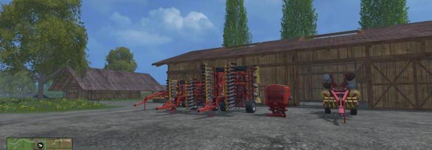 Vaderstad Soil Mod Pack v1.0