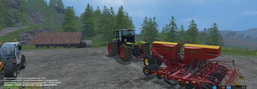 Vaderstad Soil Mod Set v2.0