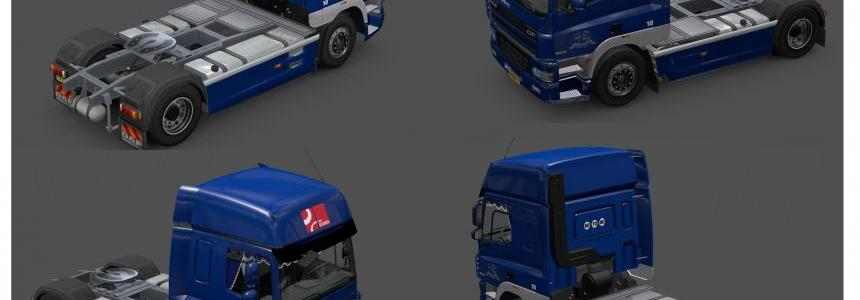 Van Dooren Transport PACK 1.20.x