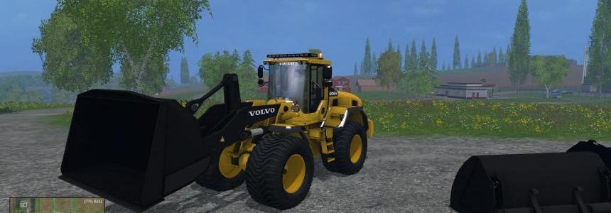 Volvo 120H Update v1