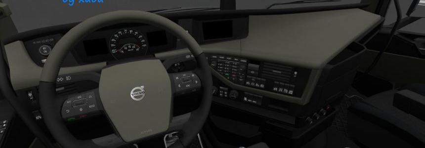Volvo FH 16 2012 Olive v1.0