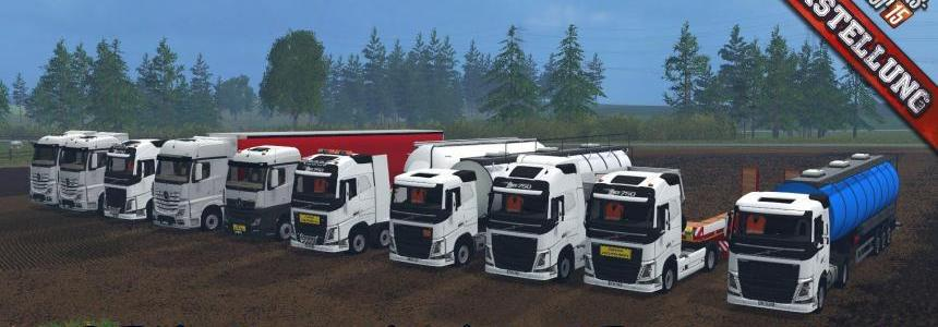 Volvo FH 750 Set v3.1