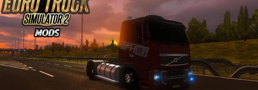 Volvo Fh Edit 1.20