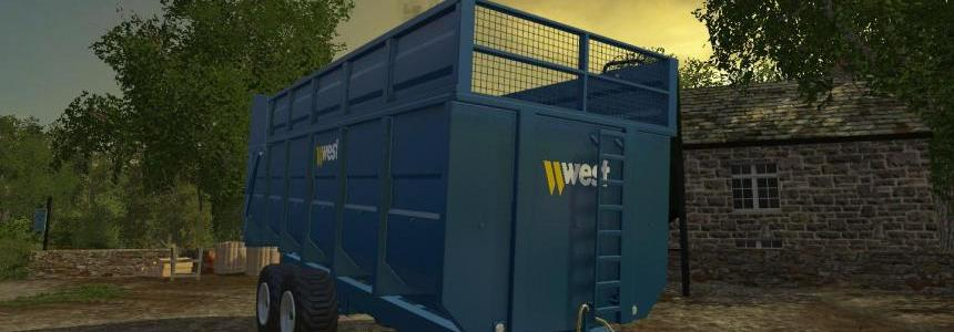 West 16 Tonne Trailer V3