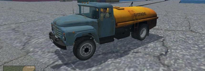 ZIL-130 fuel truck v1.0