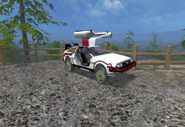 Delorean Time Machine v1.0