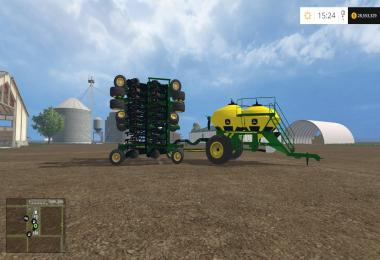 JD Air Seeder FS 15 V5
