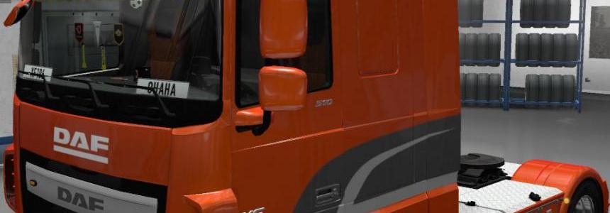 DAF XF E6 by ohaha 1.44