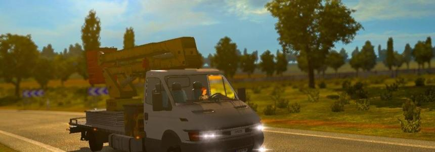 Iveco Daily Service Ai Traffic 1.21.x